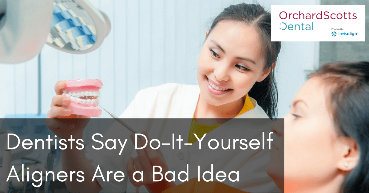 Dentists say do it yourself aligners are a bad idea dudleys diy aligners solutioingenieria Choice Image