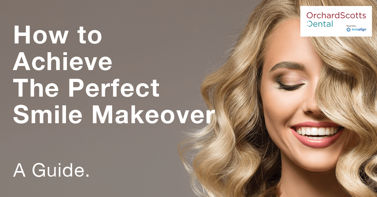 How to Achieve the Perfect Smile Makeover