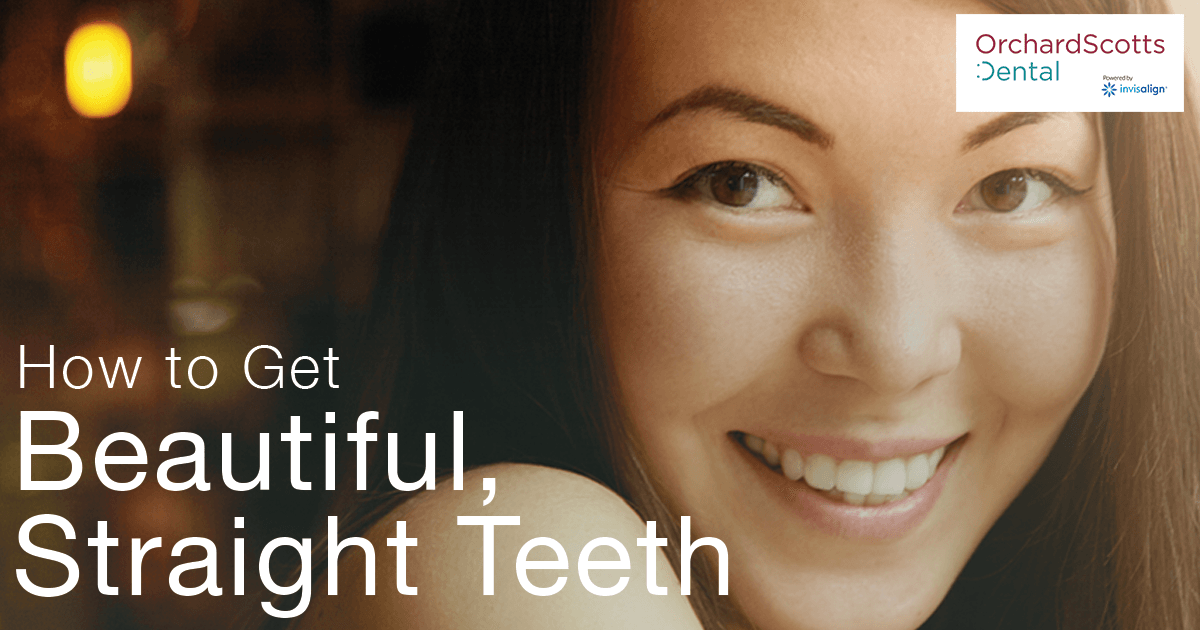 How to Get Beautiful, Straight Teeth