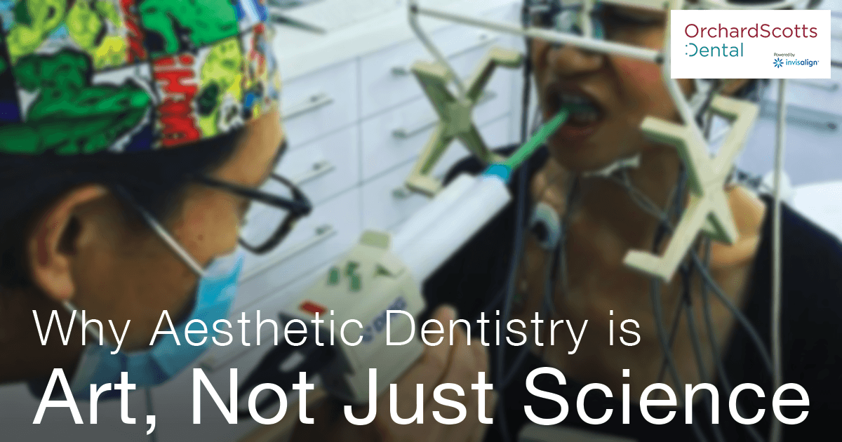 Why Aesthetic Dentistry Is