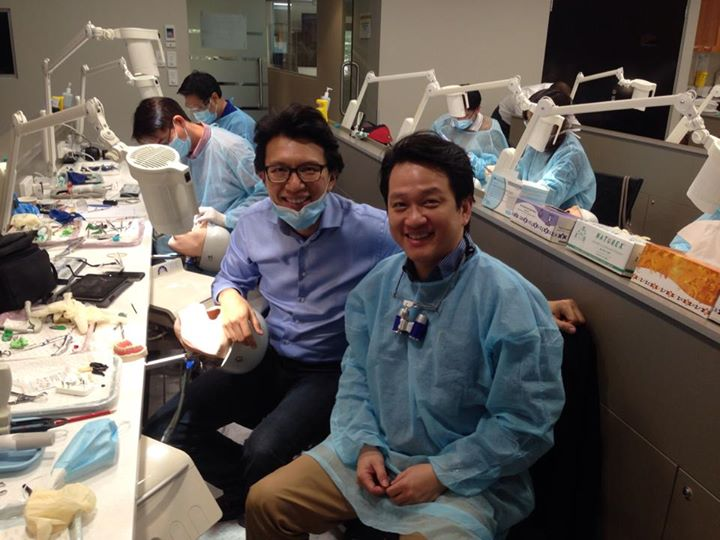 dentists-at-kerr-conference-sydney