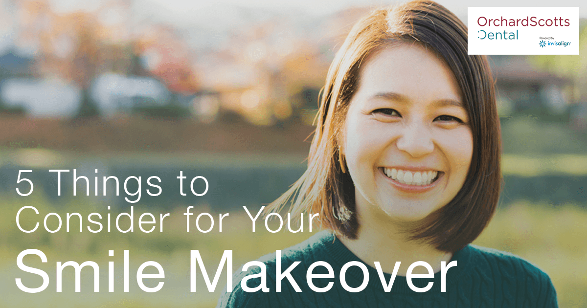 5 Things to Consider for Your Smile Makeover