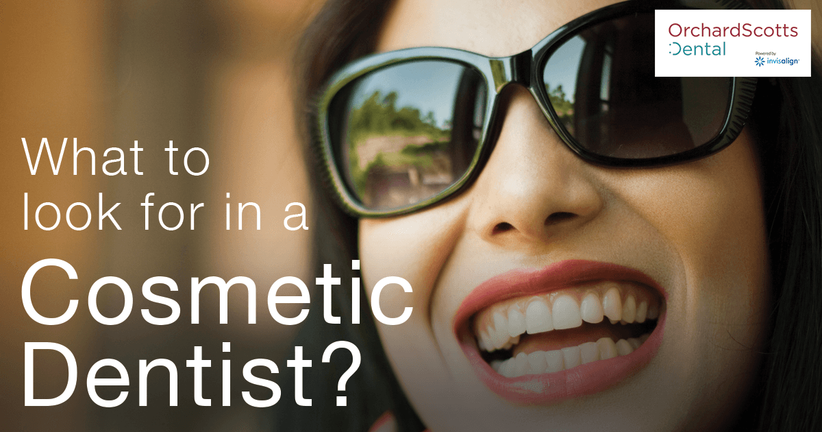 What to look for in a cosmetic dentist?